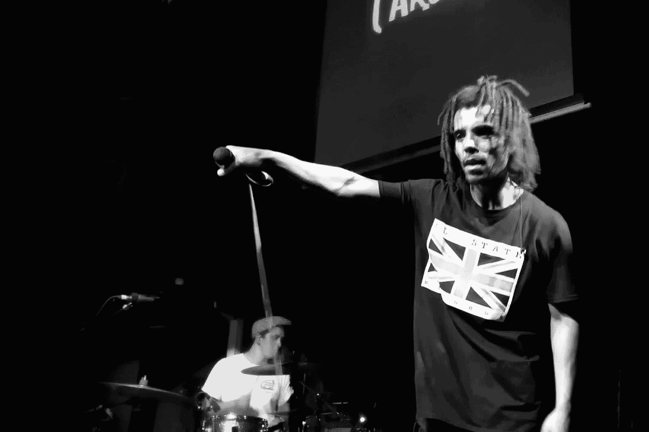 Kingslee James Daley, better known as Akala, is an English rapper, poet, and political activist.